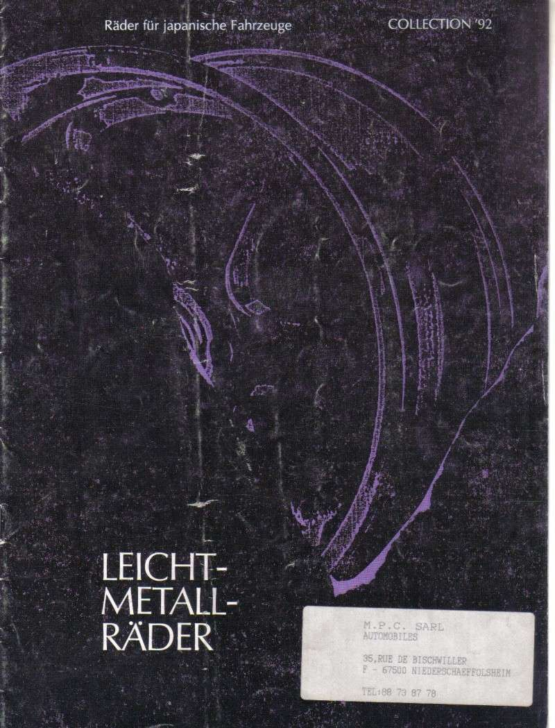 B + M catalogue collector 1992 Leicht11