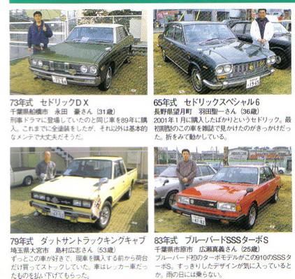 Zama - Musée Nissan - Nissan17