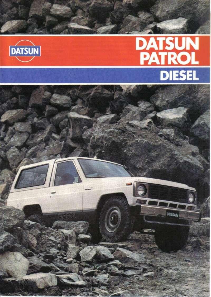 TOPIC OFFICIEL NISSANs PATROL 3,3L DIESEL ET DIESEL TURBO Patrol20
