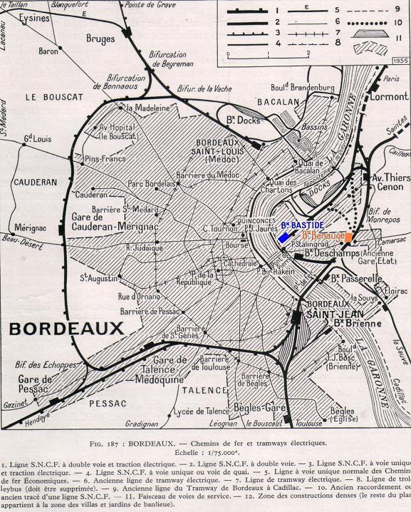 Chemin de fer de l'Entre-deux-mers Bx110