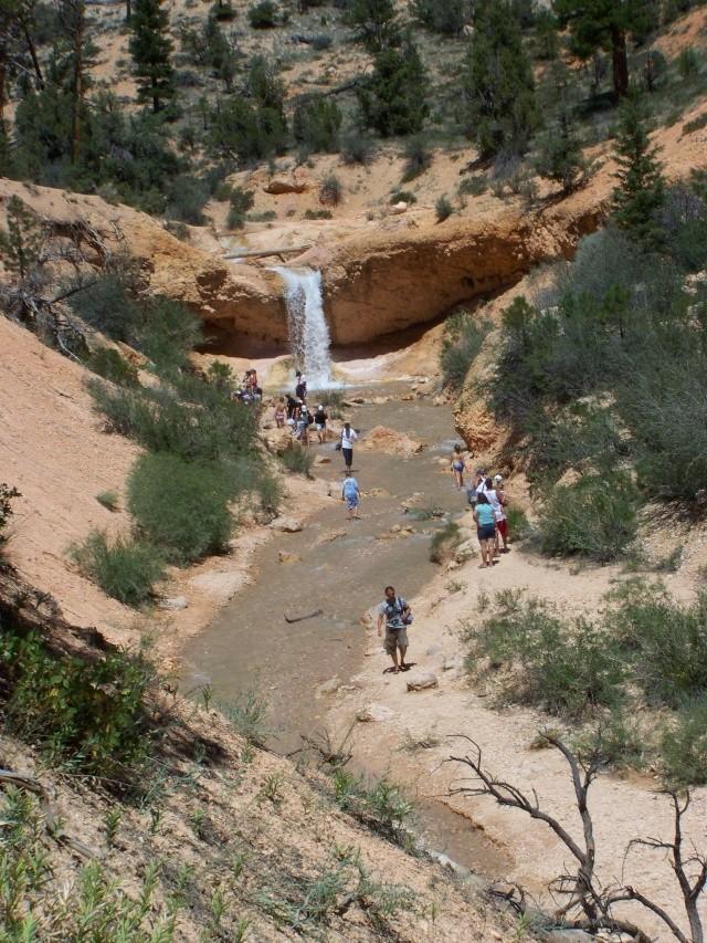 Une cascade, le bruit de l\'eau, nos sens en eveille - Page 3 100_2210