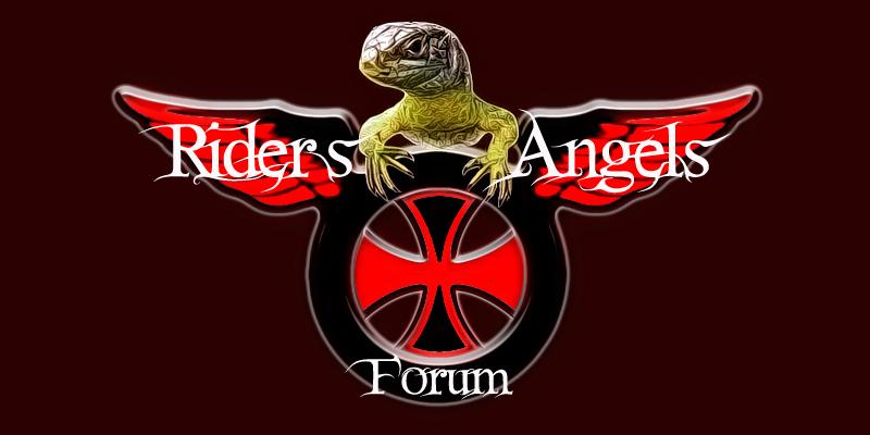 RIDER'S ANGELS