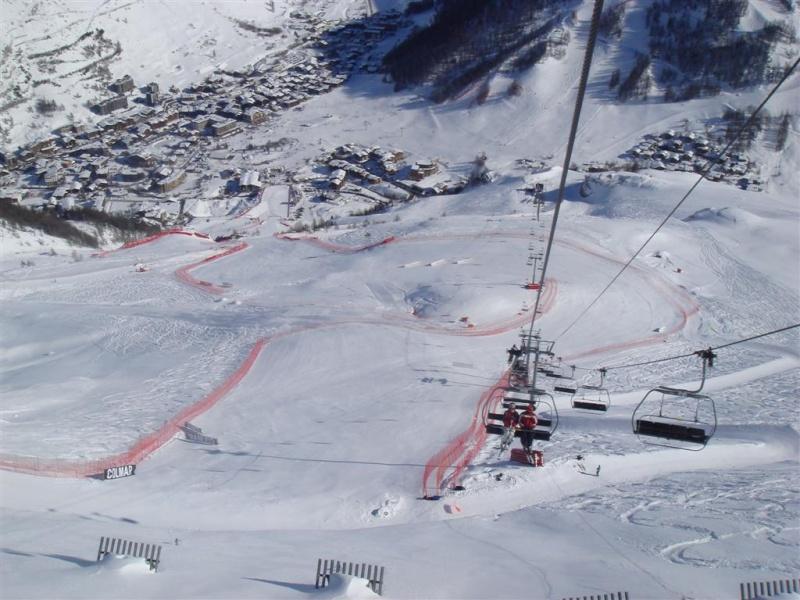 Coupe du monde hommes 2008 - Val d'Isère Dsc05716