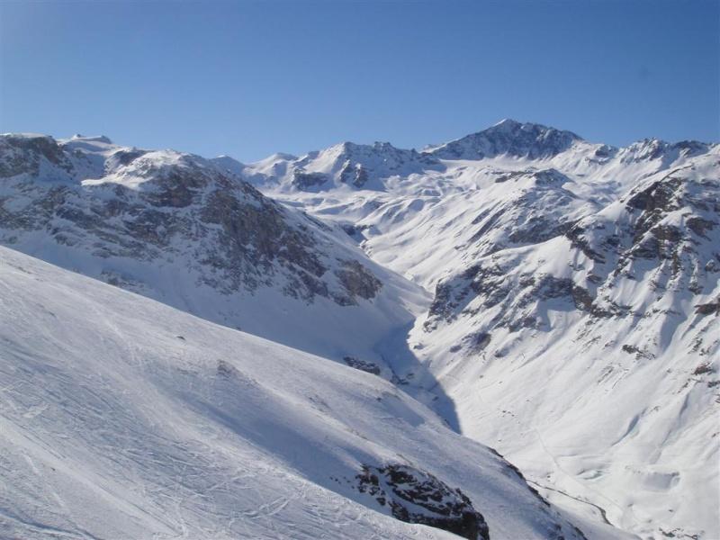 Survol de Val d'Isère en parapente Dsc05812