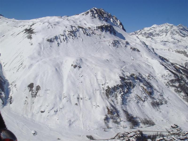 Survol de Val d'Isère en parapente Dsc05818