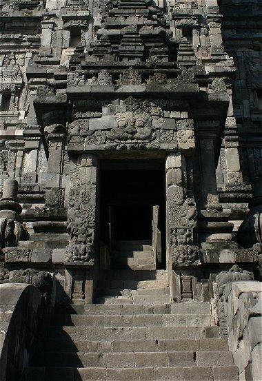 L'ensemble de Prambanan, Kalasan, Yogyakarta, Indonesie 0710