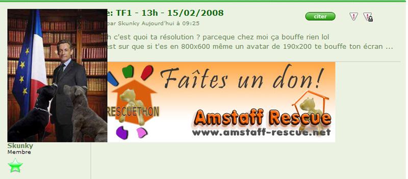 TF1 - 13h - 15/02/2008 Ecran10