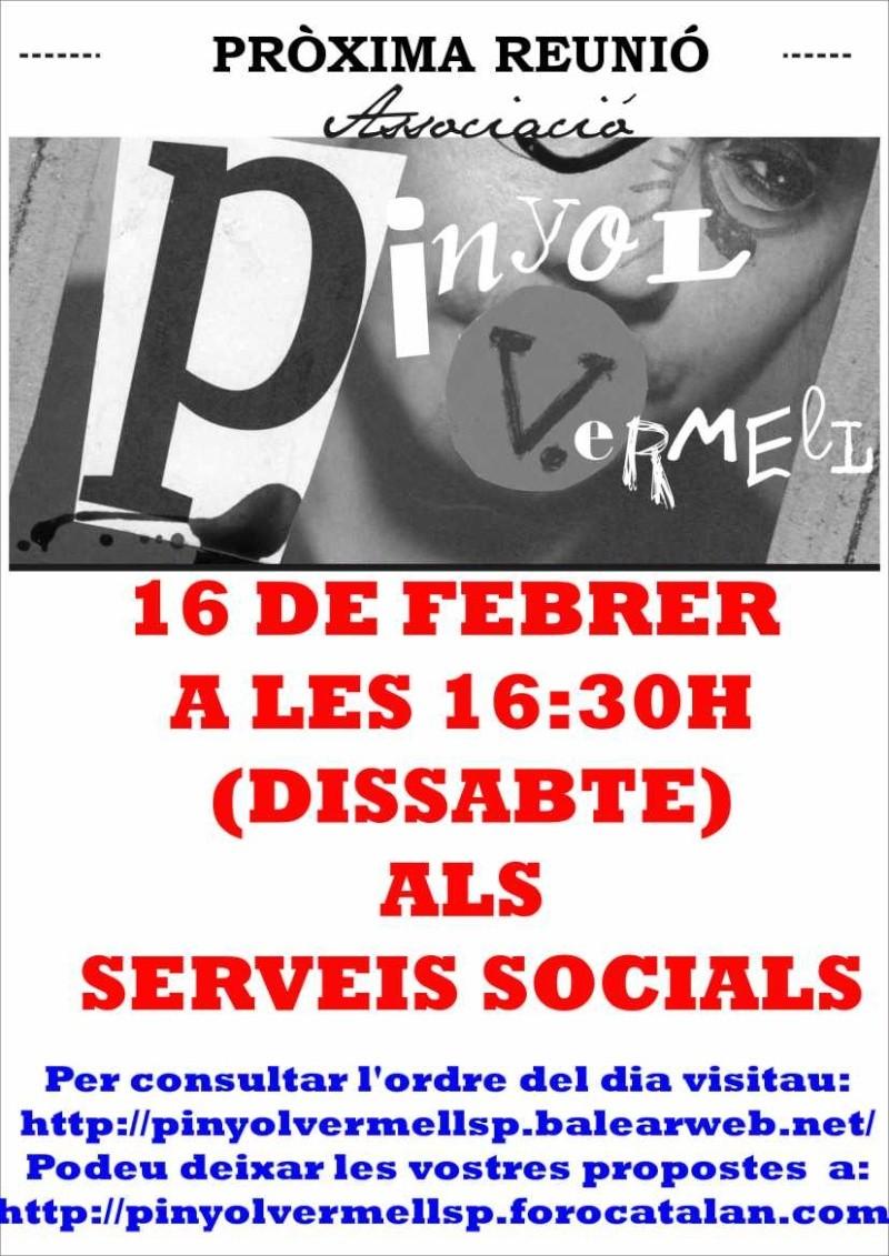 16/02/08 PROXIMA REUNIÓ Planti10