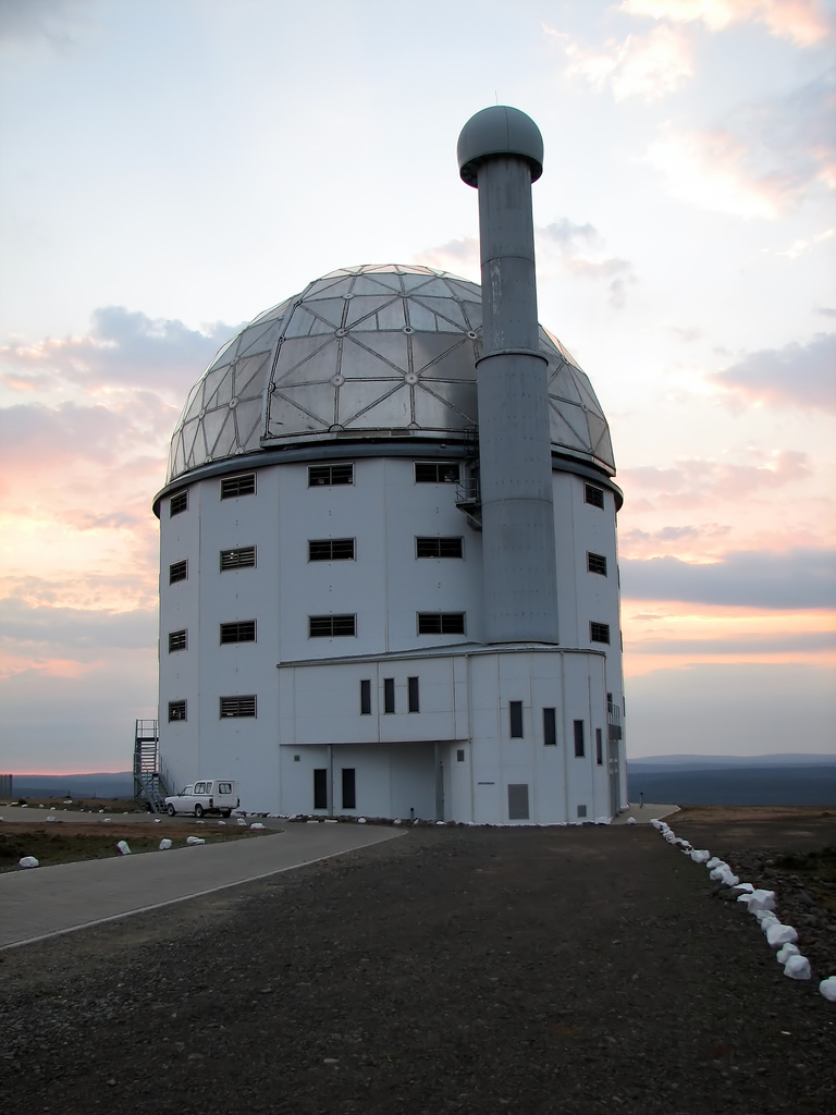 Observatoires astronomiques vus avec Google Earth 38250710
