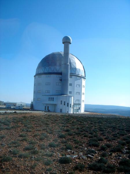 Observatoires astronomiques vus avec Google Earth 43072910