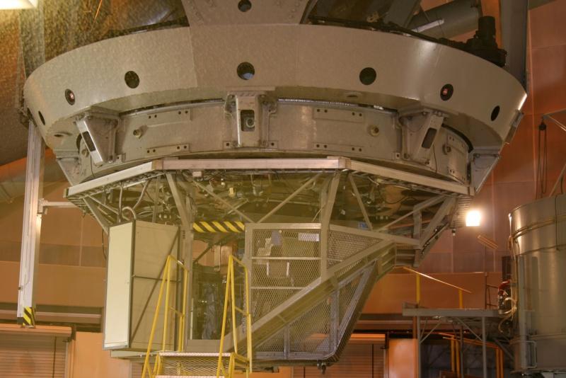Observatoires astronomiques vus avec Google Earth 44163810
