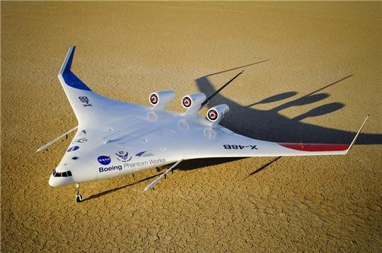 Centre de recherches d'aviation de DRYDEN - Californie 5521110