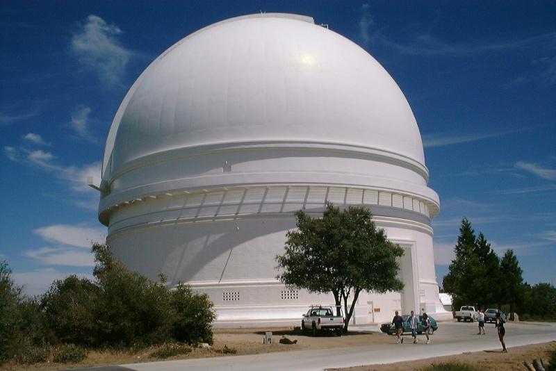 Observatoires astronomiques vus avec Google Earth 69655610
