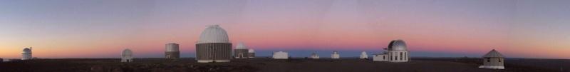 Observatoires astronomiques vus avec Google Earth Willie10
