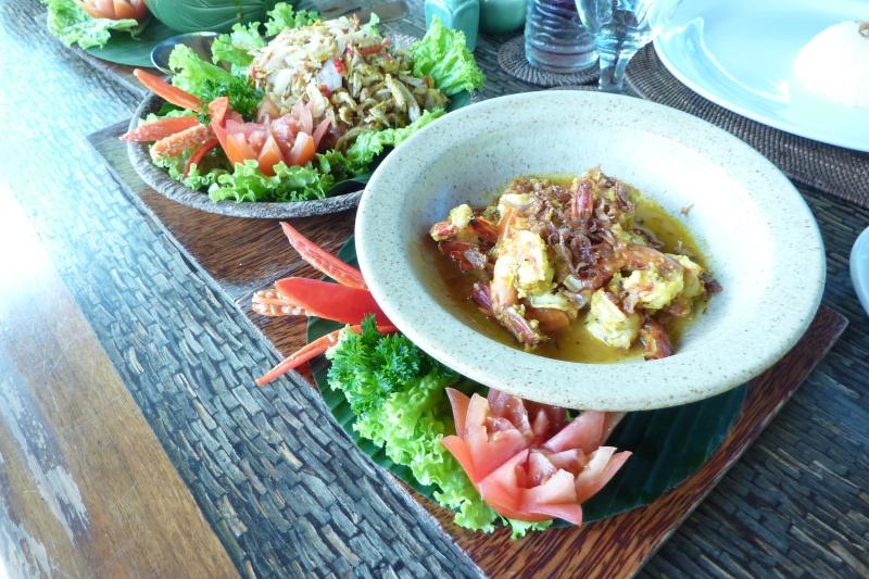 Bali, cuisine et décor P1030220