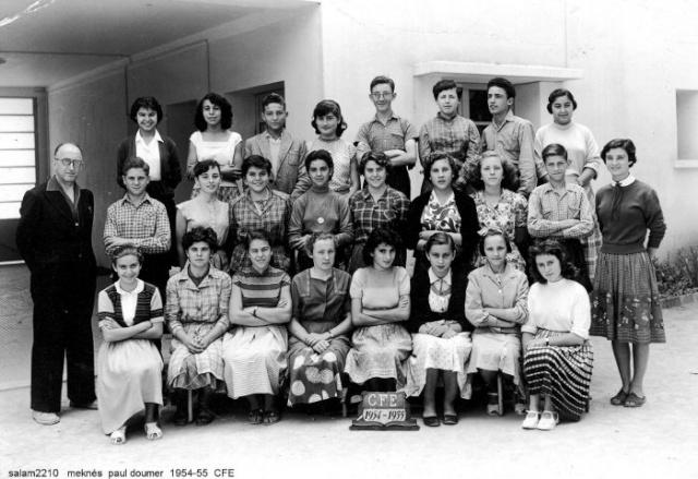 L'école Paul Doumer Meknas16