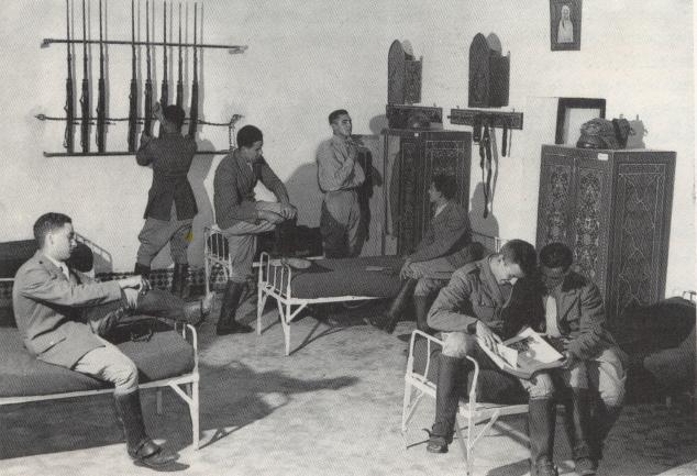 l'Ecole militaire Dar Beïda à Meknès Meknes13
