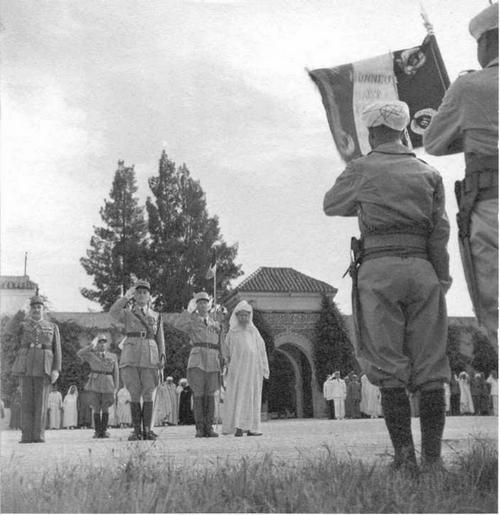 l'Ecole militaire Dar Beïda à Meknès Meknes14