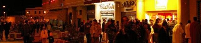 Meknès, la ville Nouvelle 1 Rue_de11