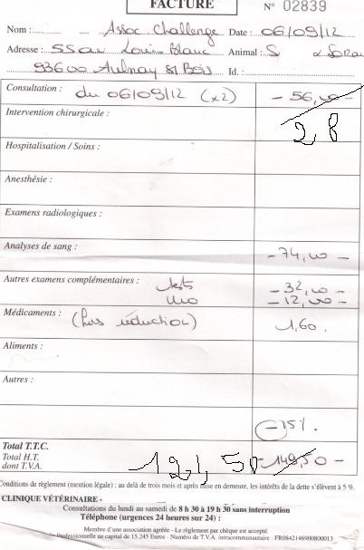 Le(s) combat(s) de Soraya----+600€ de frais help  Factur10