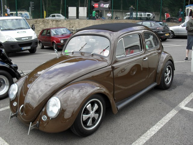 Bug show 2010. Mini-116