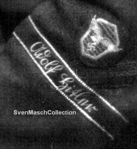 uniforme SS Grossdeutschland .. Detail10
