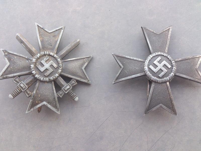 Vos décorations militaires, politiques, civiles allemandes de la ww2 - Page 8 Dsc_0013