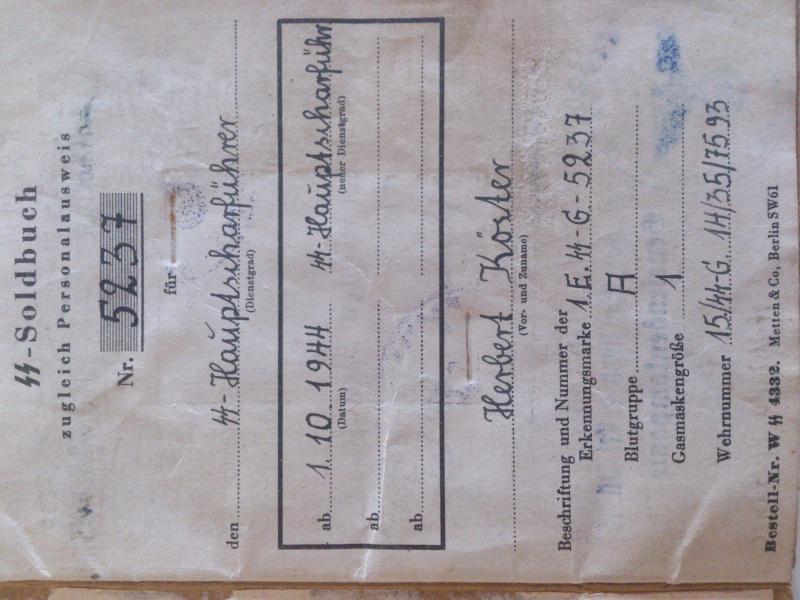 Vos livrets militaires allemands WWII (Soldbuch, Wehrpass..) / Heer-LW-KM-SS... Dsc_0018
