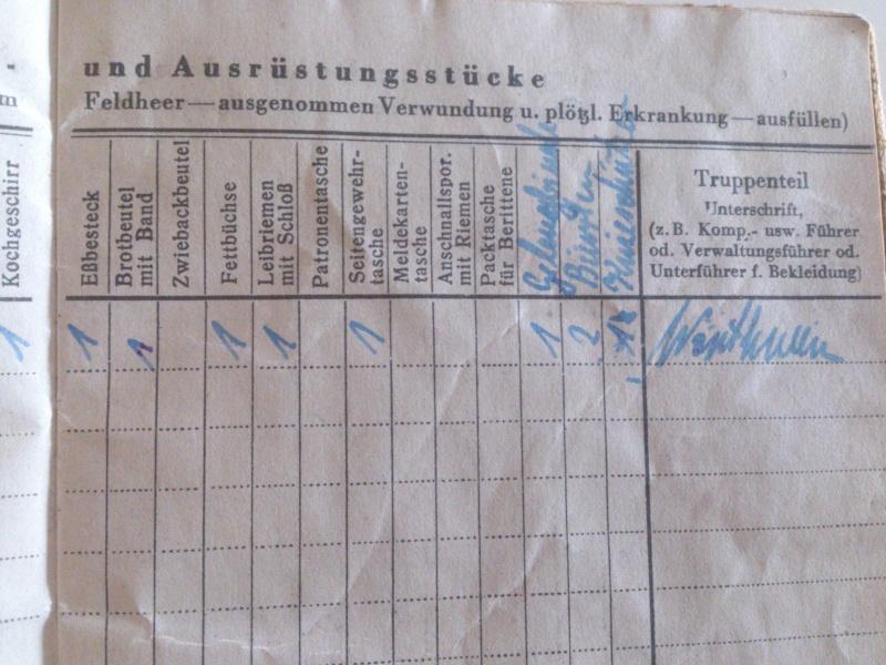 Vos livrets militaires allemands WWII (Soldbuch, Wehrpass..) / Heer-LW-KM-SS... Dsc_0028