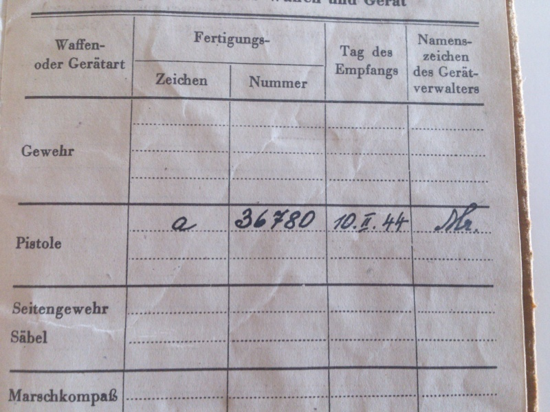 Vos livrets militaires allemands WWII (Soldbuch, Wehrpass..) / Heer-LW-KM-SS... Dsc_0029