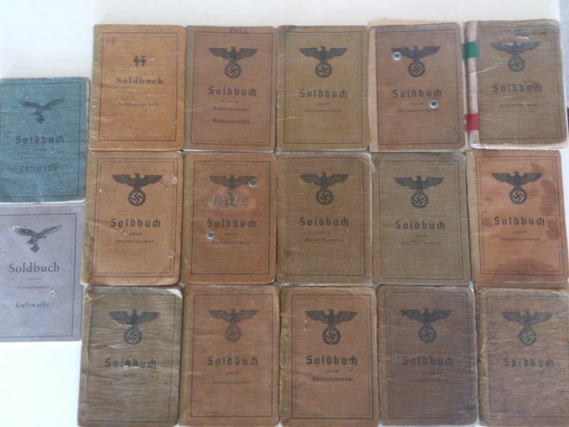 Manstein's Collection II : Livrets militaires : Wehrpass /Soldbuch Dsc_0110