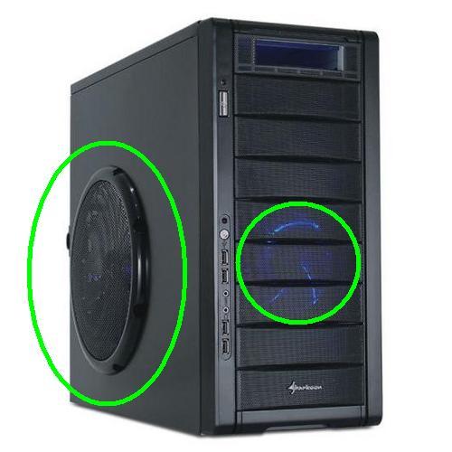 La importancia de tener una buena refrigeración del PC 9df39010