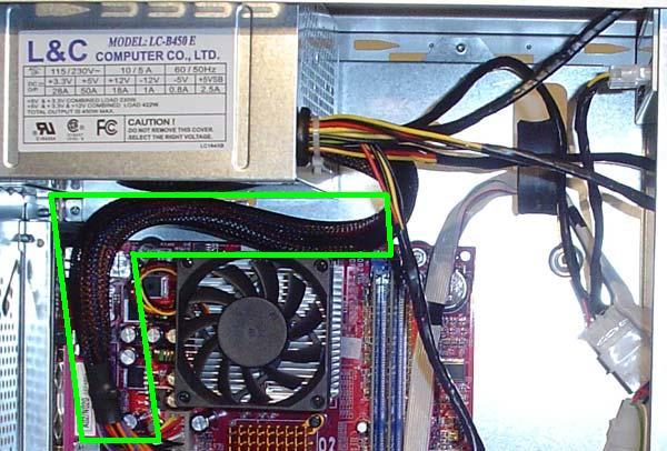 La importancia de tener una buena refrigeración del PC Cables10
