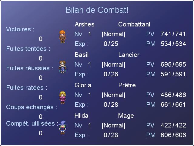 Liste des scripts de combats Biland10