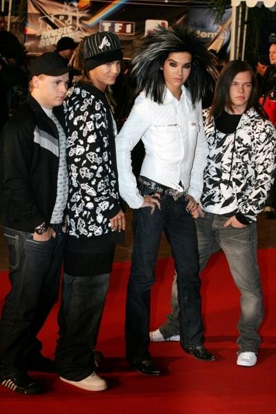 [Photos]  NRJ Music Awards 2008 12013810