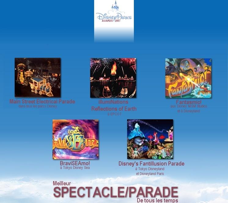 Disney Parks Awards 2007 : LES VOTES SONT OUVERTS Show-e10