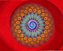 Ma série de mandala Spiral10