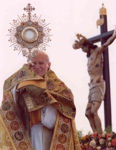 Pape Jean-Paul II Calend10