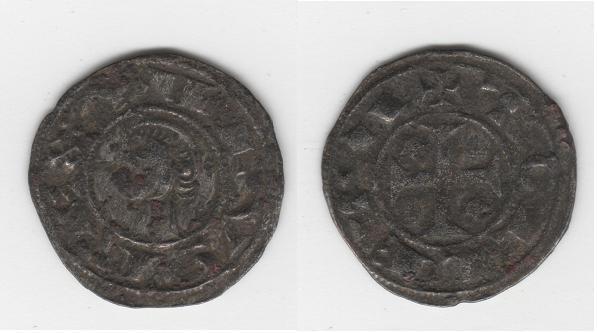 Dineros Pepiones de Alfonso VIII (1157-1256) Alfons11