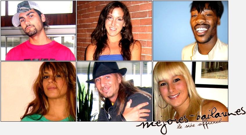 Alex, Sabrina, Paula, Skizzo, Gala & Ruben : Forum Officiel