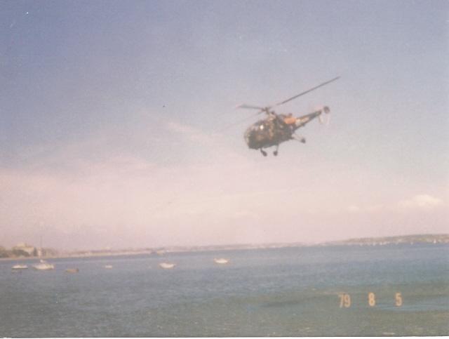 [Aéronavale divers] Alouette 3 Numeri10