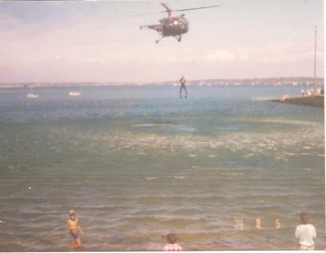 [Aéronavale divers] Alouette 3 Numeri11