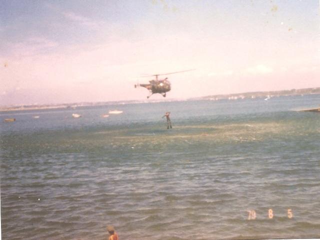 [Aéronavale divers] Alouette 3 Numeri12