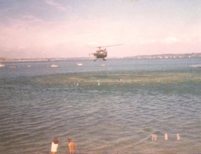 [Aéronavale divers] Alouette 3 Numeri14