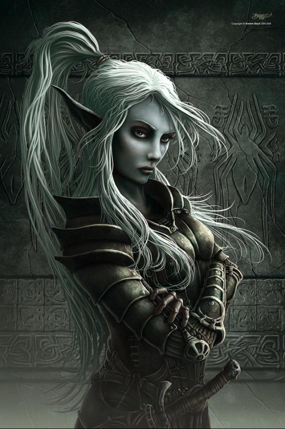 Un nouvel avatar une nouvelle signature merci :D Drow-d10