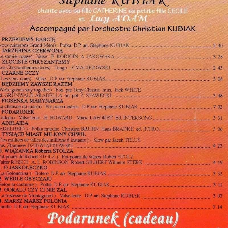 L' ORCHESTRE KUBIAK =>FILS - Page 9 Kdo211