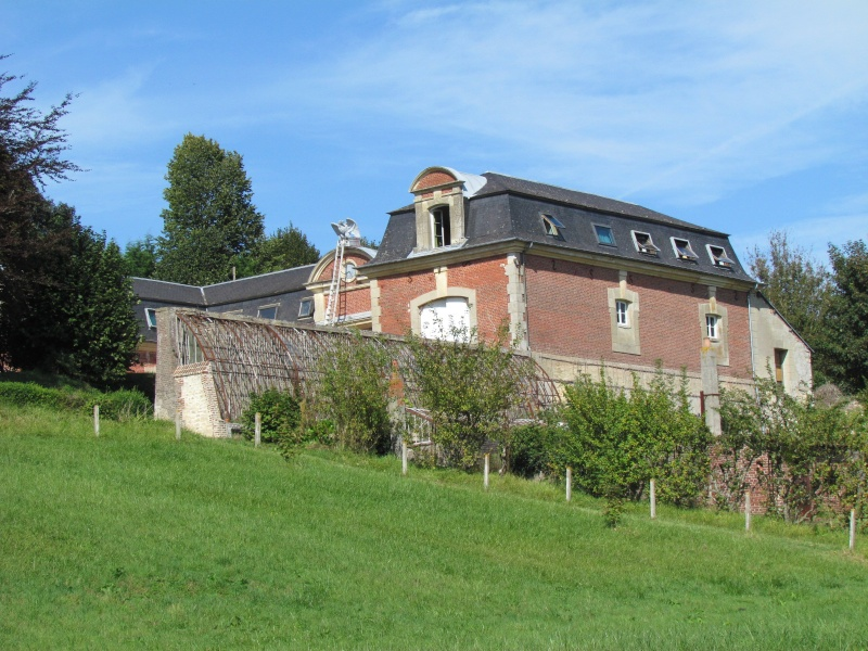 la journée du patrimoine 16 septembre 2012_ LE CHÄTEAU D AGUESSEAU EN Normandie  1214