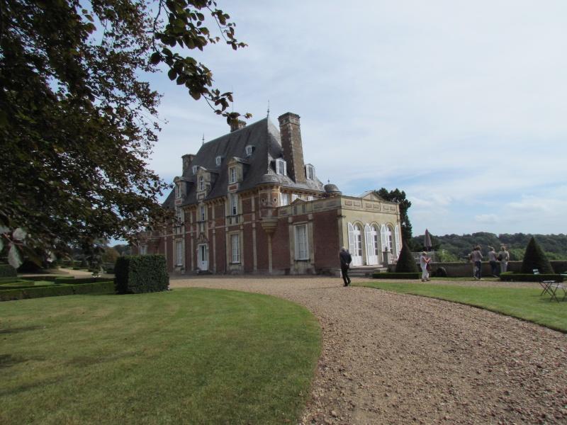 la journée du patrimoine 16 septembre 2012_ LE CHÄTEAU D AGUESSEAU EN Normandie  317