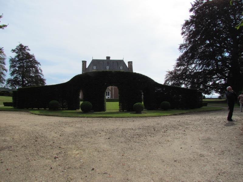 la journée du patrimoine 16 septembre 2012_ LE CHÄTEAU D AGUESSEAU EN Normandie  812