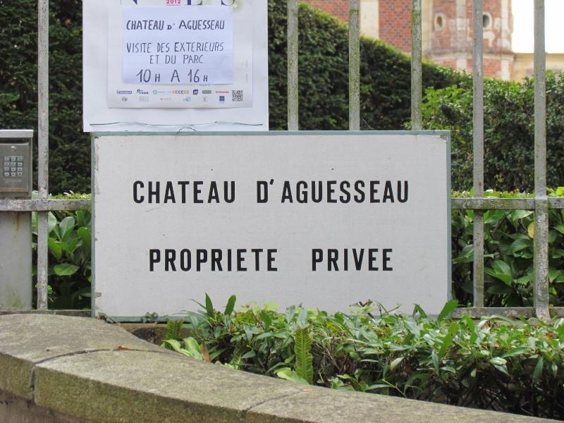 la journée du patrimoine 16 septembre 2012_ LE CHÄTEAU D AGUESSEAU EN Normandie  Img_0324